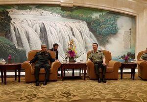 دید و بازدیدهای سرلشکر باقری در شانگهای +عکس