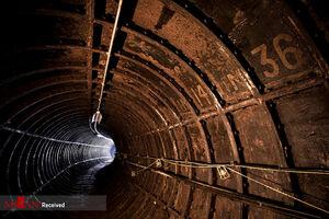 عکس/ شهر زیرزمینی متروکه در لندن