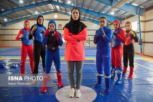 عکس/ دختران افتخارآفرین ایران زمین