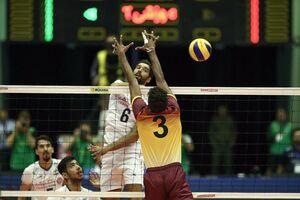 فیلم/ خلاصه والیبال ایران ۳-۰ سریلانکا