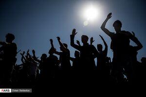 عزاداری قوم بنی اسد در کربلا