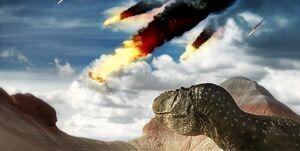 کشف نخستین لحظههای انقراض «دایناسورها» +عکس