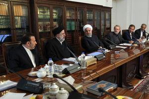 جلسه شورای عالی هماهنگی اقتصادی سران قوا