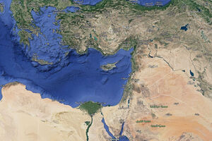 معادلات جدید در مدیترانه شرقی: نزاع آمریکا با محور روسیه-ترکیه-ایران