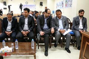 عکس/ پنجمین دادگاه اخلالگران حوزه پتروشیمی