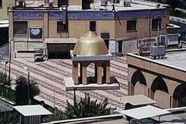 شهدای گمنام شهرک شهید بروجردی - کراپشده