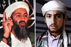 "پسر ""بن لادن"" مرد"