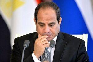 تهدید السیسی به افشای رسواییهای جنسیاش +عکس