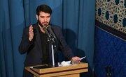 فیلم/ مداحی عربی مطیعی در بصره عراق