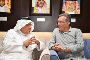 شاهزاده سعودی برانکو را غرق در پول کرد