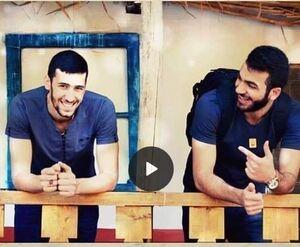 شعرخوانی دو شهید لبنانی به زبان فارسی +فیلم