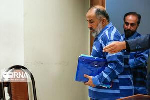 عکس/ دادگاه متهمان پرونده «موسسه غیرمجاز حافظ»