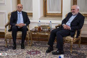 دیدارمعاون وزیر امور خارجه هند با وزیر امور خارجه