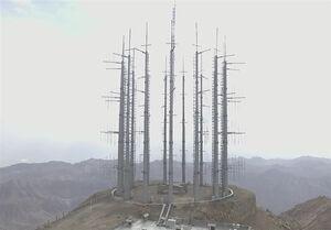 رادار ۸۰۰ کیلومتری نذیر
