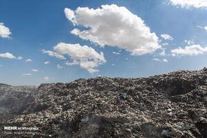 عکس/ ۱۳ سال همزیستی با زبالهها