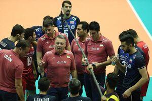 والیبال ایران لبه پرتگاه، آقایان درپی قدرت