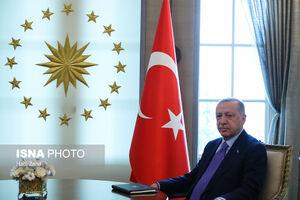 تاکید اردوغان بر حل سیاسی بحران سوریه و عدم دخالت خارجی
