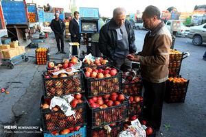جدول/ قیمت انواع میوه در میادین تره بار