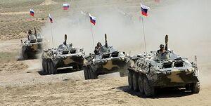 رزمایش «سنتر-2019» روسیه آغاز شد