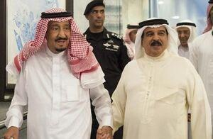 پادشاهان بحرین و عربستان