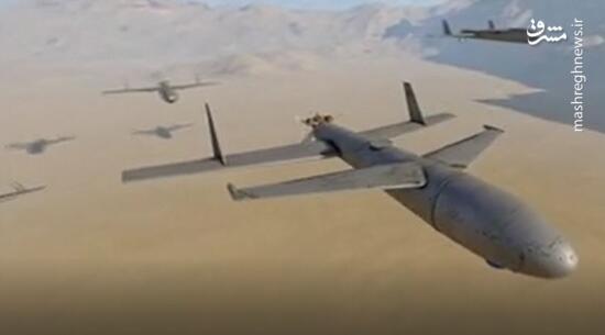 فیلم/ تاکتیک منحصر به فرد یمن در حمله به آرامکو