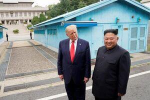 ترامپ: شرایط برای دیدار با رهبر کره شمالی مهیا نیست