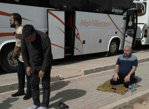 سرگردانی زائران ایرانی در مرز عراق