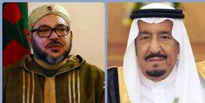 پیام مکتوب شاه مغرب به همتای سعودی