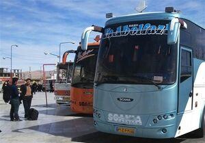 برنامهای برای افزایش قیمت بلیت اتوبوس نداریم/ بینی افزایش ۱۰ درصدی تردد زائران اربعین حسینی