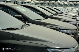 معاملات در بازار خودرو قفل شد