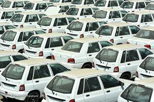 عکس/ بازدید دادستان تهران از انبار خودروهای دپو شده