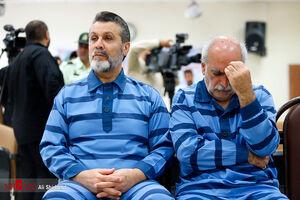 عکس/ اولین جلسه دادگاه رسیدگی به اتهامات علی دیواندری