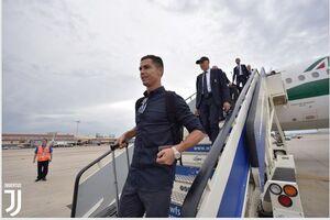 رونالدو به مادرید بازگشت