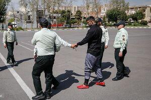 عکس/ سلاحهای عجیب اراذل و اوباش تهرانی!