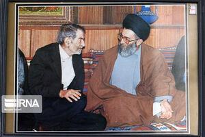 شعر تقدیمی شهریار به رهبر انقلاب +عکس