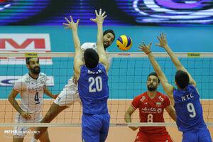 عکس/ شکست چشم بادامیها مقابل ایران