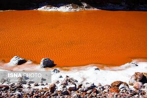 عکس/ جزیره هفتاد رنگ