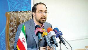 سید سلمان سامانى سخنگوى وزارت کشور