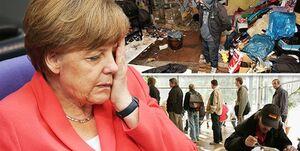 افزایش ۱۰ درصدی تعداد گرسنگان در آلمان