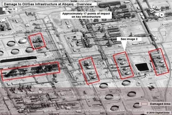 تحلیل کارشناسان غربی از حمله به آرامکو