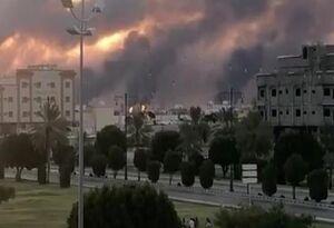 ترکشهای انفجار «آرامکو» به بحرین رسید