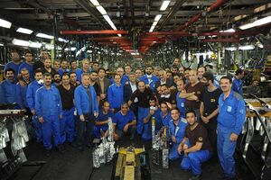 مقیمی: ارتقاء ایمنی و کیفیت محصولات سرلوحه اقدامات ایران خودرو است