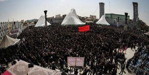 فیلم/ دومین اجتماع عاشقان اربعین در میدان امام حسین