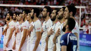 دیدارهای روز هفتم مسابقات والیبال قهرمانی مردان آسیا