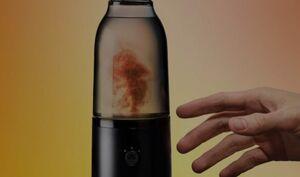 بطری هوشمندی که طعم آب را به راحتی تغییر میدهد +عکس