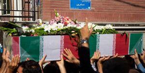 حاشیههای تشییع شهیدی که بعد از ۳۶ سال به خانه برگشت