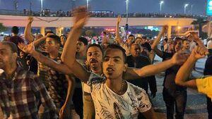 عکس/ آشوب در خیابانهای مصر علیه السیسی