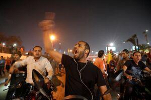 شورش مصریها علیه ژنرال اشرافی/ مرد پشت پرده اعتراضات مصر کیست؟
