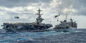 «بدر» عراق: در صورت حمله به ایران، پایگاهها و مقرهای آمریکا در تیررس ما خواهد بود