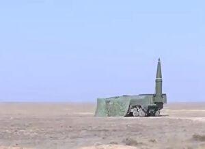 فیلم/ لحظه شلیک موشک مخوف روسی